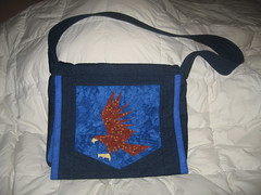 Kimmer's Ravenclaw Bag