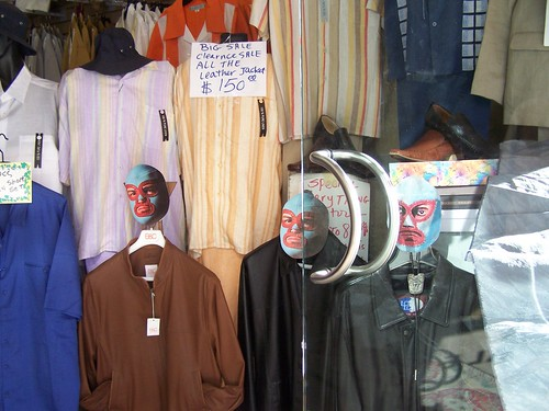 wrestling masks and sale items