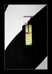 (Adam Ringwood) Tags: light bw lighthouse window florida explore staugustine lpwindows
