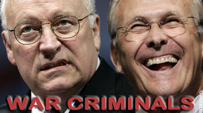 War Criminals Dick and Don