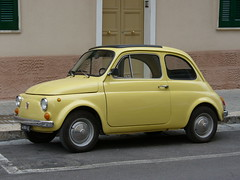 Ancienne Fiat 500