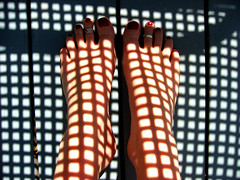 feet (*Kristene) Tags: shadow feet lines contrast shadows thankyou deck much 365 xoxox kristene explored