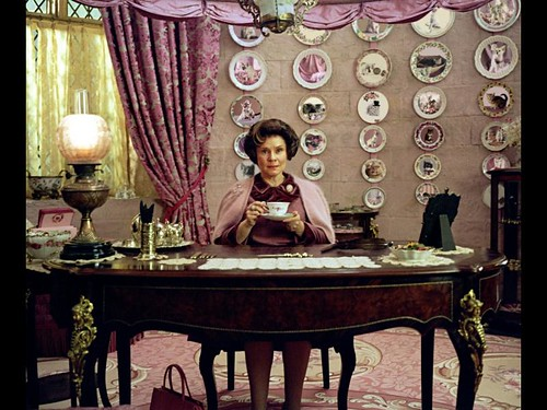 Harry potter orden fenix Dolores Umbridge