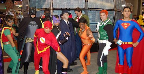 Comic Con 2007: Justice League