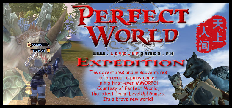 The Perfect World Expedition