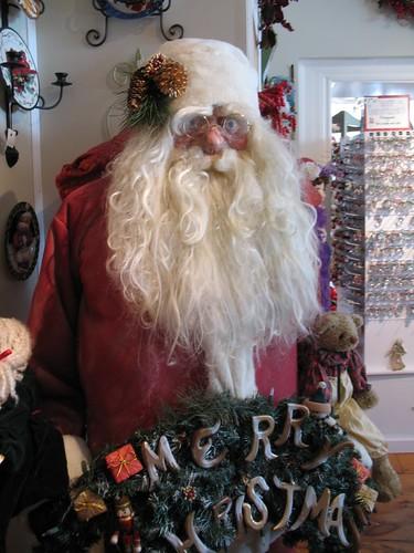 Scariest Santa Ever?
