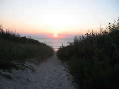 Sunset on Higbee Beach 3