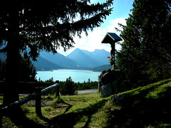 Cancano lake (2000mt a.s.l.). (mclinus) Tags: italy lake valtellina bormio cancano
