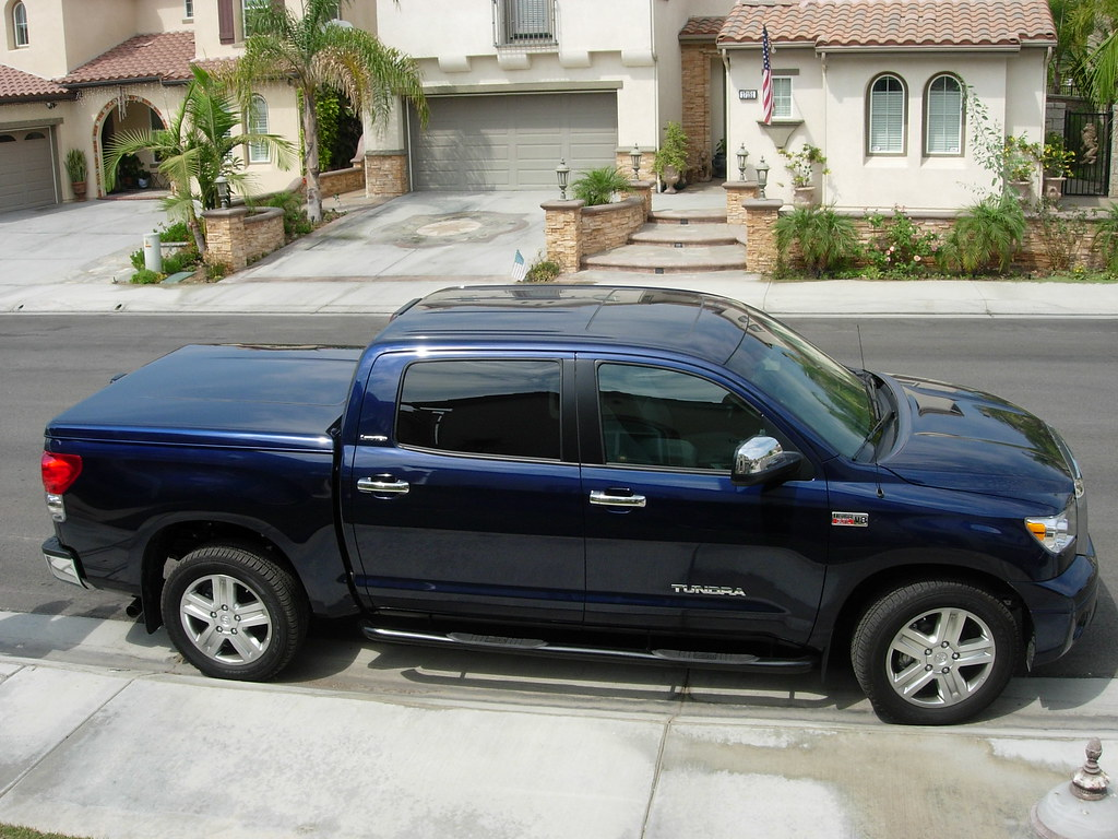 A R E Lsll Or Leer 700 For 2007 Tundra Toyota Tundra Forums