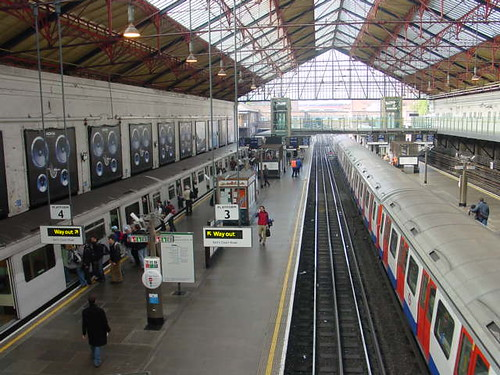 Earls Court Tube