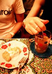 postre (++Naho++) Tags: caf postre restaurante tokio japn naturaclassica