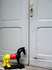 Troianus ad portas