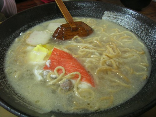 台南遊-鍋燒意麵
