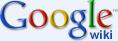 Google Wiki