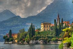 Varenna - hdr italy summer varenna lagodicomo vila vilamonastero monastero como lago lakecomo lake
