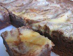 marbled cheesecake brownie3