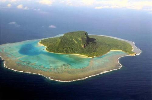 Isla Sombrero, Hat Island