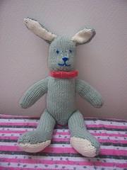 Mélanie's bunny
