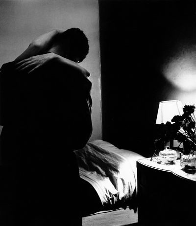 Soho Bedroom (1938), Bill Brandt