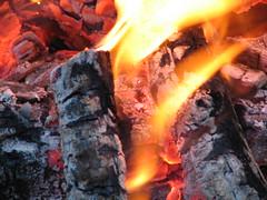 Heat (akahodag) Tags: fire logs campfire heat coals anawesomeshot diamondclassphotographer ysplix