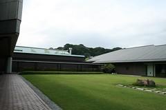 泉屋博古館中庭