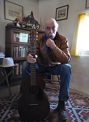 Archie's Guitar (donegone) Tags: portrait newmexico west 1955 nikon cowboy martinguitar 1020 015 mahogany stockman d300 sigma1020mm lonebutte archiewest sanmarcosnm