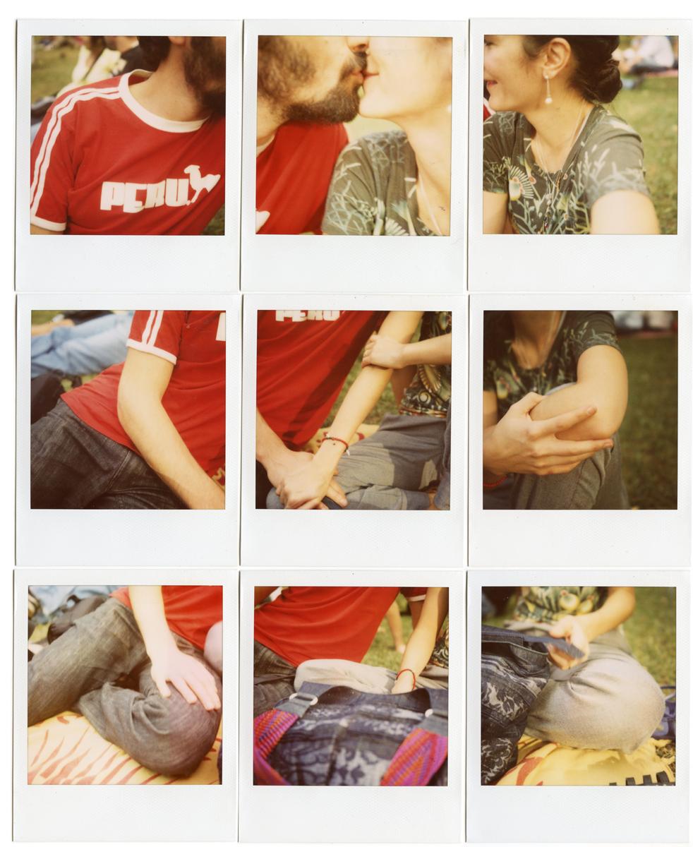 Escena de amor entre pareja anónima #18