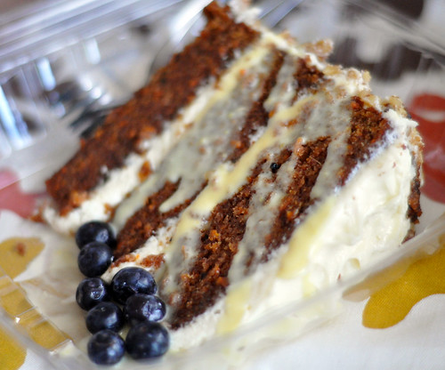 Honey's_Carrot Cake