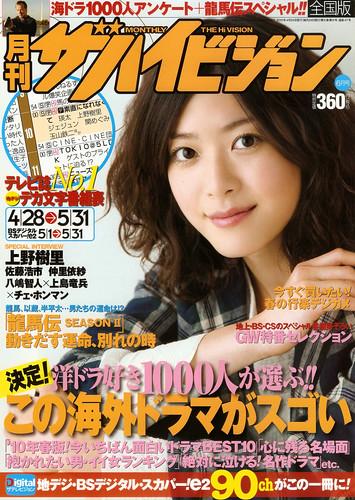 THE Hi VISION (2010/06) 表紙