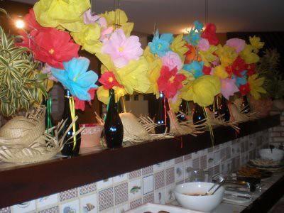 fotos decoração festa junina