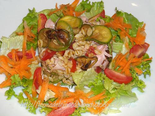 grano-con-zucchine-trifolate
