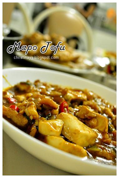 Shaine's Farewell Dinner: Mapo Tofu