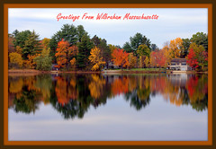 Wilbraham Massachusetts Fall 2010