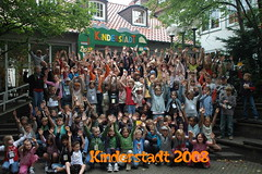 Kinderstadt 2008 im Haus der Jugend