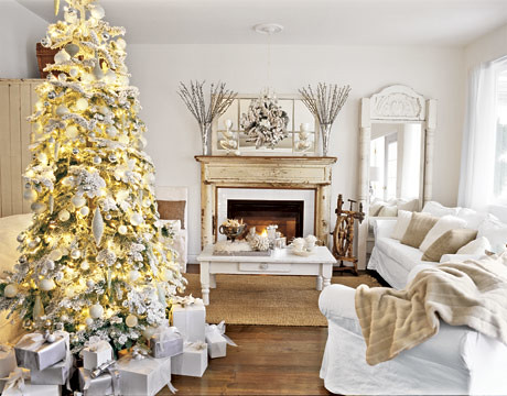 decoração no natal 2010
