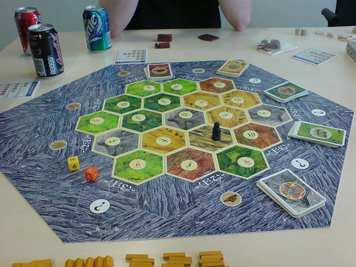Welcome to Catan