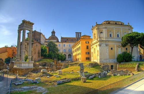 La seducción del poder en Roma