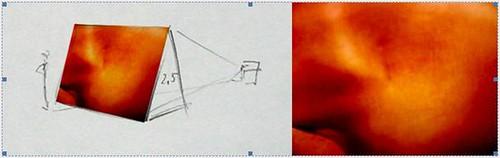 Peaux rouges, projet, 2003