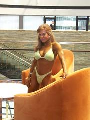 100_1795.JPG (petechons) Tags: morning day2 woman sexy hall goddess babe bikini bodybuilder fitness npcjrnationals npc2007