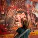 documenta 12 | Juan Davila / The Arse End of the World | 1994 | Fridericianum ground floor