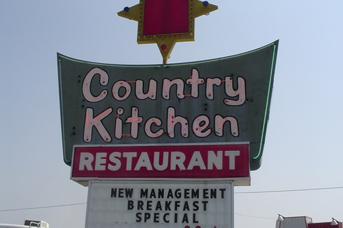 Country Kitchen on Kings Highway in South Myrtle Beach - DON'T go there...