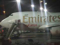 Emirates 747-200 Cargo