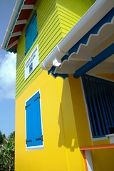Calibishie Fair Trade Building, Dominica (Tropical Ties) Tags: wood building yellow architecture catchycolors photography photo wooden photographer image stock gingerbread picture canon350d caribbean colourful canoneos350d canoneos canonrebelxt lattice woodenbuilding fairtrade stockphoto dominica ecotourism fretwork stockphotography stockimage sigma1770 calibishie natureisland ecotourismdevelopmentprogramme waitukubuli dominicaimage dominicaphoto dominicaphotography dominicapicture