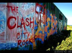 Joe (shaymurphy) Tags: urban irish color colour abandoned graffiti interestingness europa europe punk joe clash strummer irlanda irlande theclash 欧洲 爱尔兰 ヨーロッパ 유럽 アイルランド 都柏林 aplusphoto diamondclassphotographer flickrdiamond greystonescowicklowireland cityrocker joestrummer5202rip explorejul132007167 ирландия