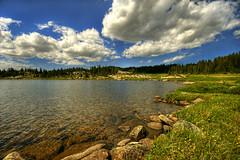 lake view (richietown) Tags: summer lake topf25 topv111 clouds canon topv555 topv333 topv999 july yellowstonenationalpark topv777 wyoming hdr 30d sigma1020mm 3xp photomatix supershot richietown impressedbeauty excellentphotographerawards