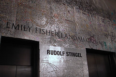 Rudulf Stingel in Whitny Museum