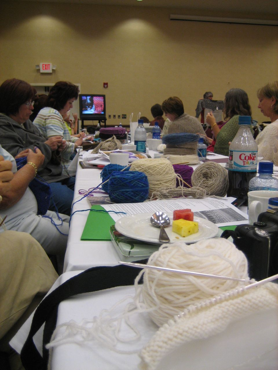 Knitters everywhere!
