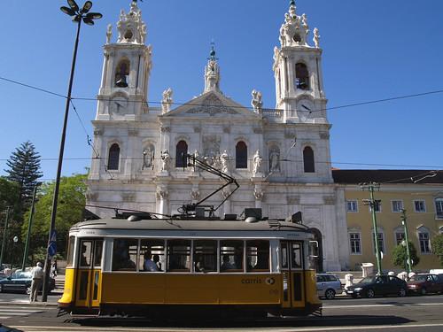 Lisboa - Basílica da Estrela