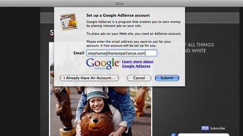 Apple & Google AdSense & Maps
