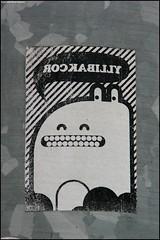 Rockabilly (Dit is Suzanne) Tags: 24072007 nederland netherlands нидерланды groningen гронинген centrum centre центр gedempteboterdiep canondigitalrebel tamron28200mm13856 ©ditissuzanne img8397 sticker наклейка rockabilly sp views1200